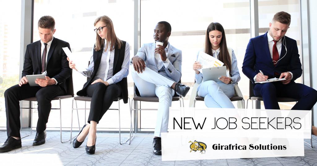 Girafrica - 3 - Advice For New Job Seekers